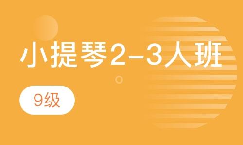 小提琴2-3人班 9級