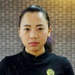 宁波咏春汇咏春拳:蔡海霞——咏春拳教练