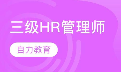 助理企业人力资源管理师(三级)