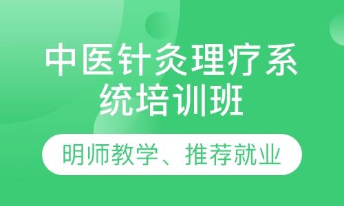 南宁专业权威中医针灸系统理疗培训班