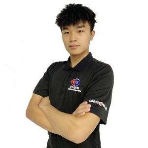 杭州巨石达阵青少年橄榄球学院:王翰垄 James