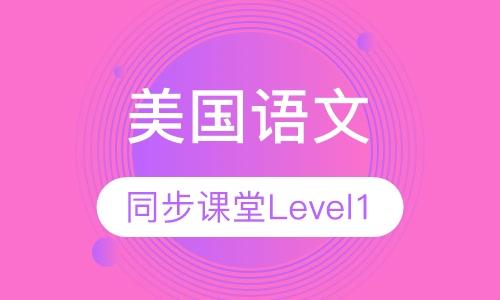 美国语文同步课堂level 1