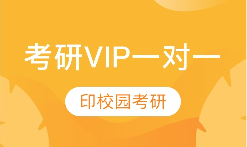 考研VIP一对一