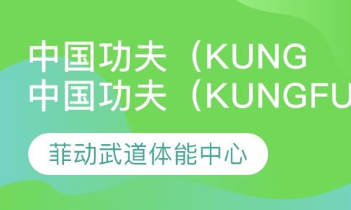 中国功夫(Kungfu)