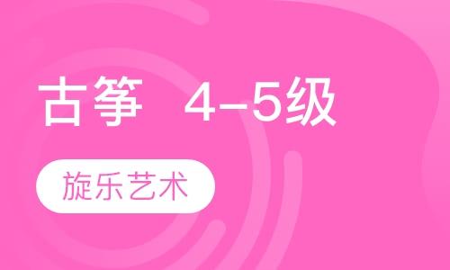 古箏 2-3人班 4-5級