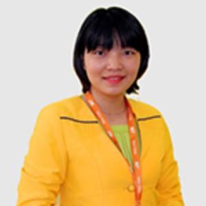 宁波现代教育:刘艳 Jessica