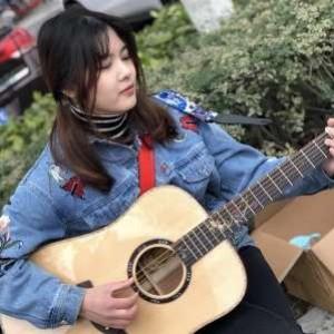 宁波吉他小站:张丽秀