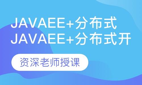 JavaEE+分布式开发