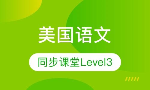美国语文同步课堂Level 3