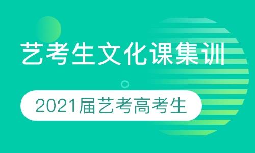 艺考生文化课集训2021届艺考高考生