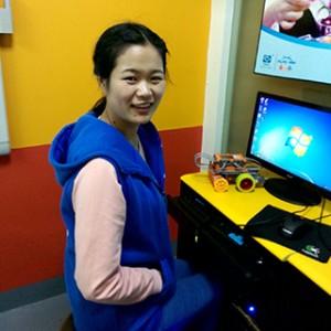 杭州卓杜威机器人活动中心:陈仁梅