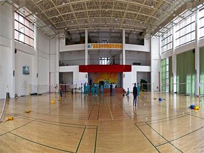 室內體育館2